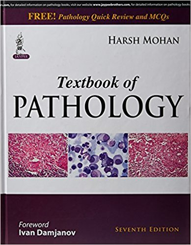 TEXTBOOK OF PATHOLOGY BY HARSH MOHAN