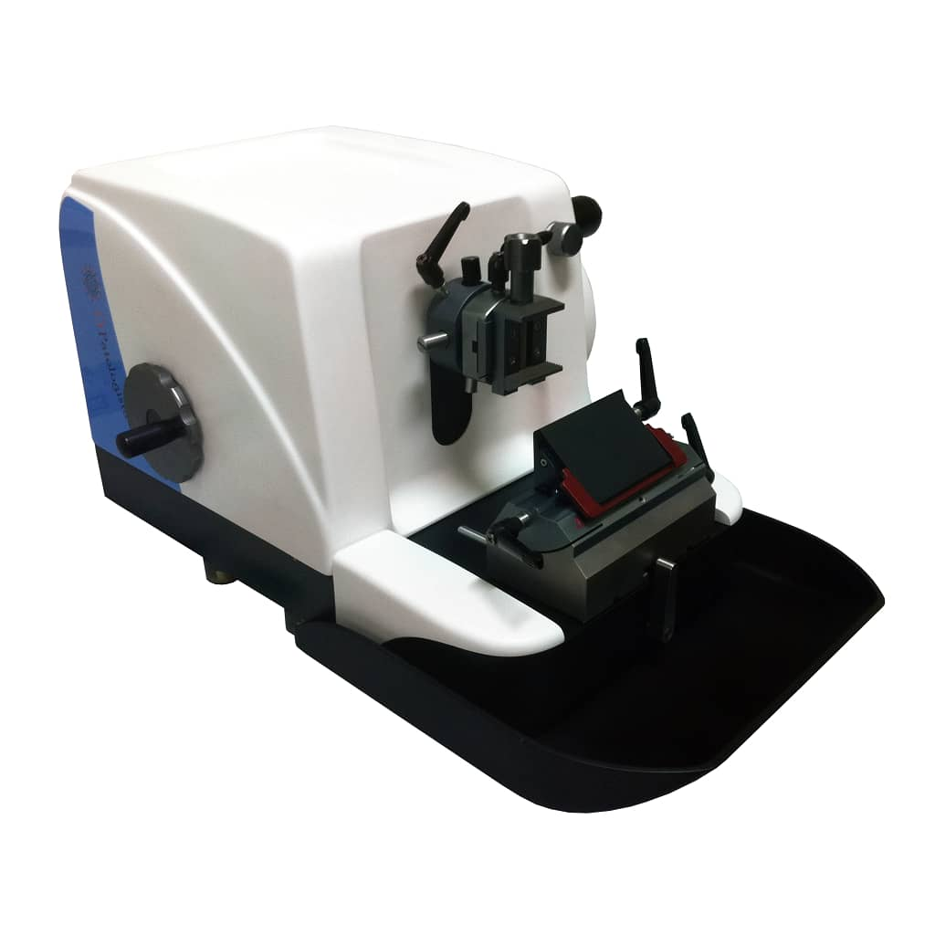 MICROTOMES AND TYPES OF MICROTOME – ROTARY MICROTOME, BASE-SLEDGE MICROTOME, CAMBRIDGE ROCKING MICROTOME & FREEZING MICROTOME