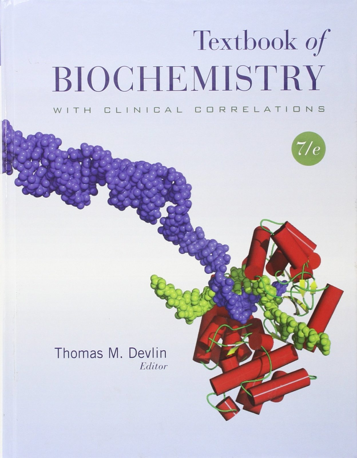 TEXTBOOK OF BIOCHEMISTRY WITH CLINICAL CORRELATION