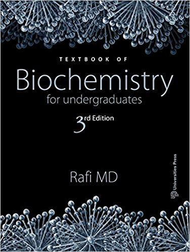 TEXTBOOK OF BIOCHEMISTRY FOR UNDERGRADUATE