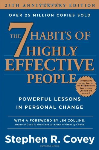 THE 7 HABITS OF HIGHLY EFFECTIVE PEOPLE - POWERFUL LESSONS IN PERSONAL CHANGE