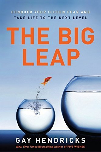 THE BIG LEAP - CONQUER YOUR HIDDEN FEAR AND TAKE LIFE TO THE NEXT LEVEL