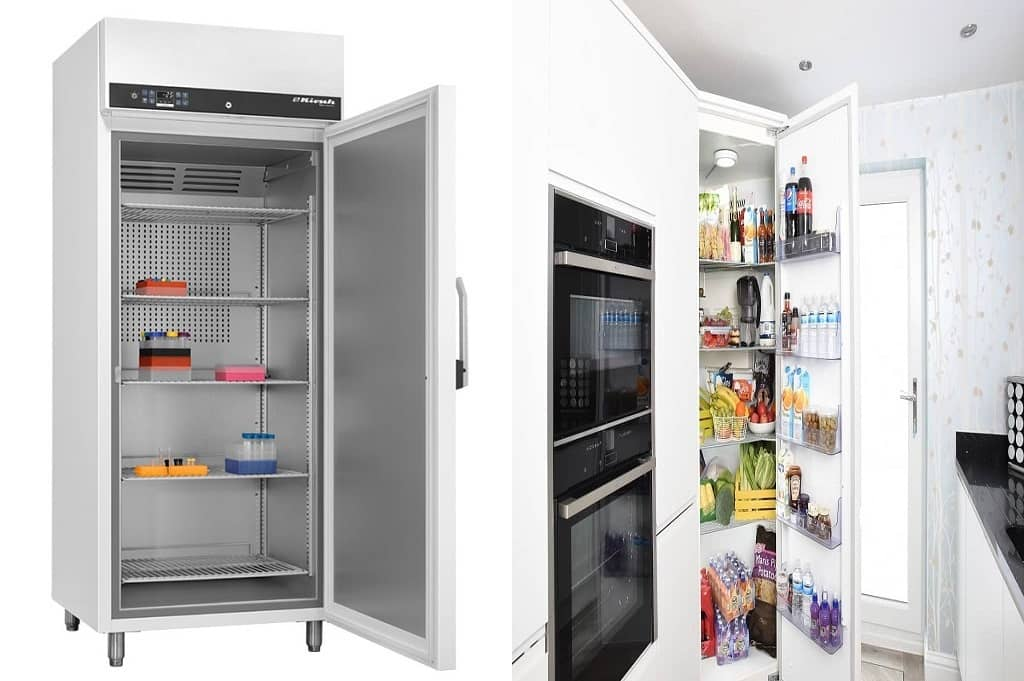 How Laboratory Refrigerators Differs From Household