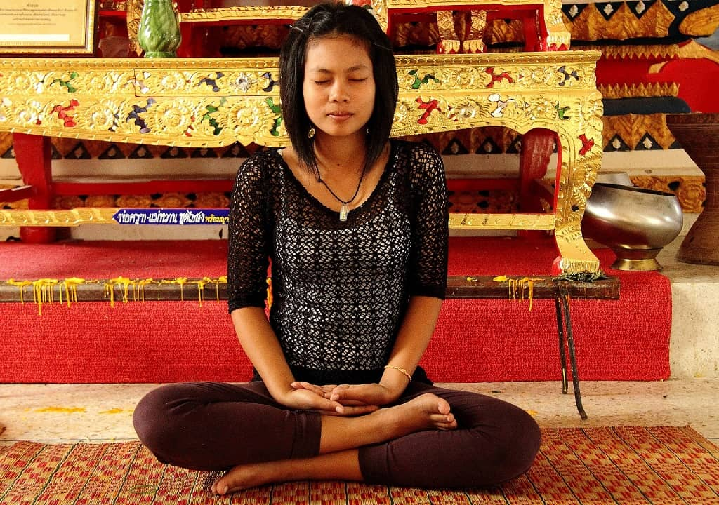 meditation helps in reducing anxiety - effect of meditation in improving sleep