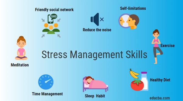 how to keep stress at bay