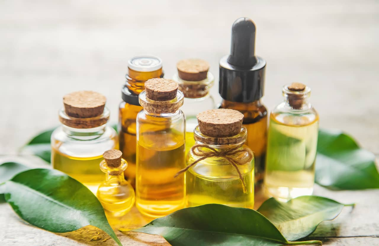 Use essential oilsfor relaxing mind