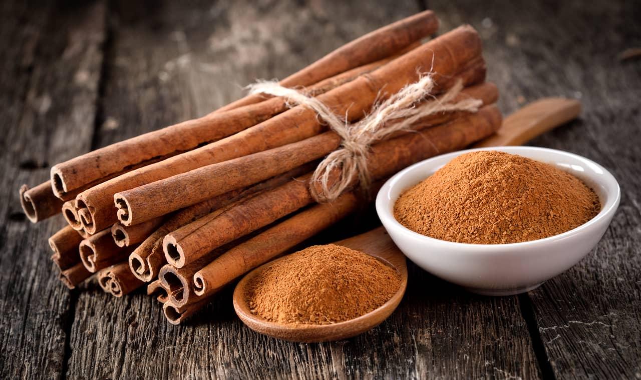 cinnamon to control diabetes
