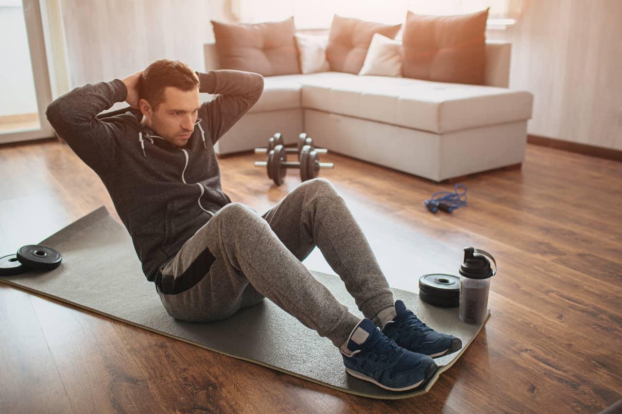 Exercise regularly to reduce headache