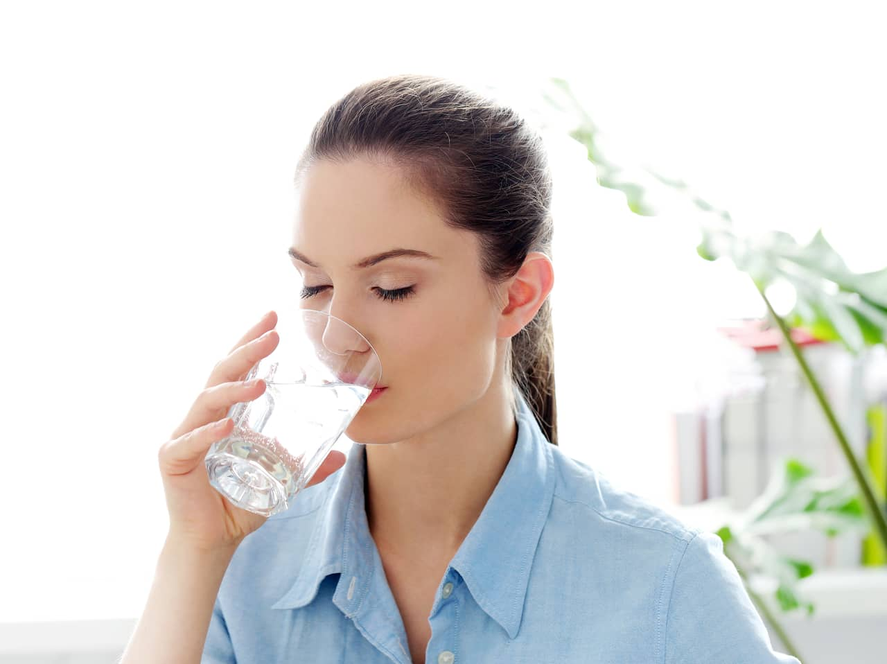Get hydrated to reduce headache